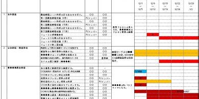 36.行動計画表