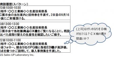 87.1a.SFA商談履歴Aパターン